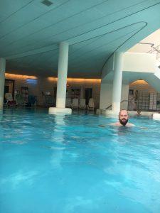 Sanadome zwembad