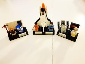 Review van LEGO Women of NASA set 21312