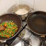 HelloFresh Gebakken rijst met spiegelei en cashewnoten
